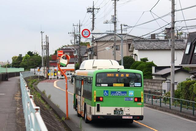 2016/07/05 東京都交通局 N399