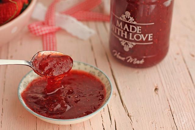 Mermelada fresa pimienta rosa www.cocinandoentreolivos.com (15)