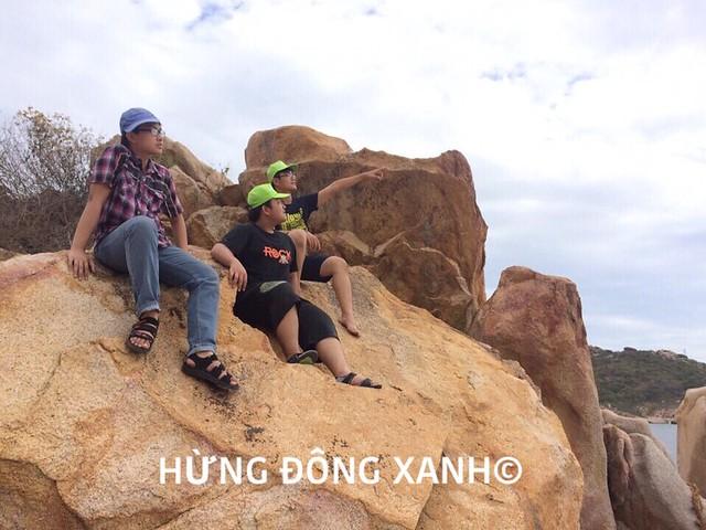 Đoàn tour du lịch Bình Ba 2 ngày 2 đêm  05/2016
