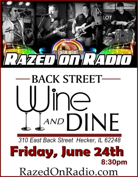 Razed On Radio 6-24-16