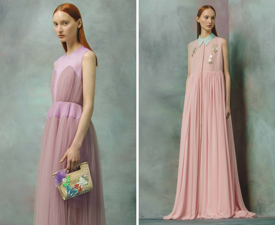 Delpozo Resort 2016 Collection