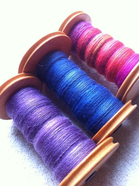Fibre East spinning (3)
