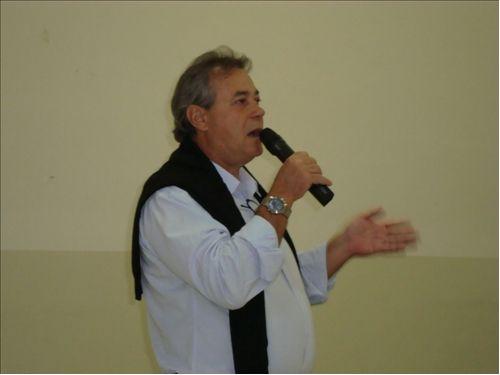 Presidente do CCCMG participa de palestra no Unis-MG