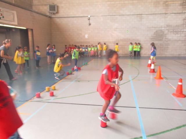 Encuentros Deportivos 1º - 2º