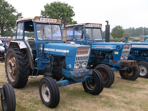 Ford 5000 and 7000