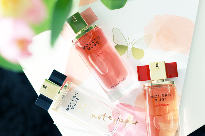 Estee Lauder Modern Muse Fragrance Collection