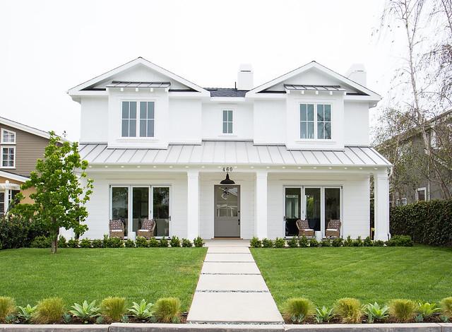 Una casa blanca_ Rojo Valentino Blog 1