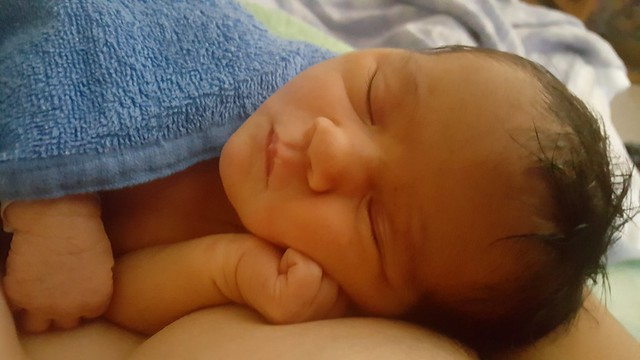 Baby Astrid