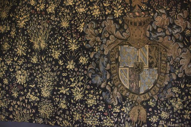 Millefleur tapestry, Brussels(?), ca 1466