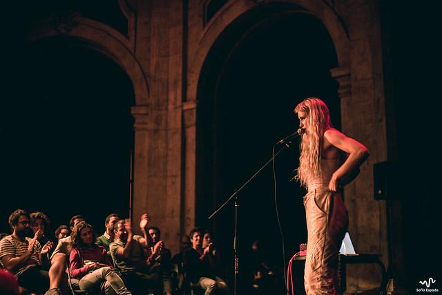 EARTHEATER + CRUA @Teatro Ibérico