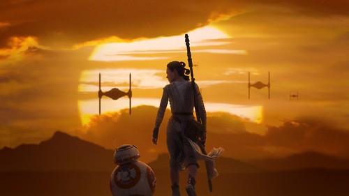 Star Wars - Episode VII - The Force Awakens - screenshot 13