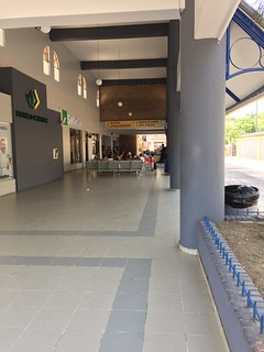 Caribe Tours Bus station @ Puerto Plata