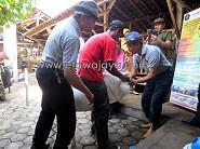 Kerjasama Universitas Brawijaya dan BBIB Singosari Untuk Riset Penelitian Kambing Etawa Senduro