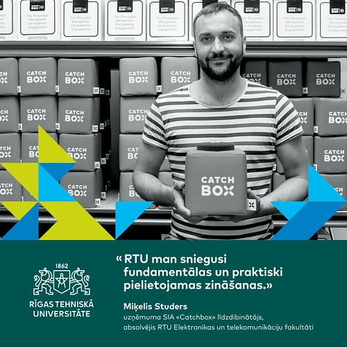 RTU – veiksmīgas karjeras atslēga