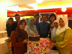 Birthday Eza 14feb2012