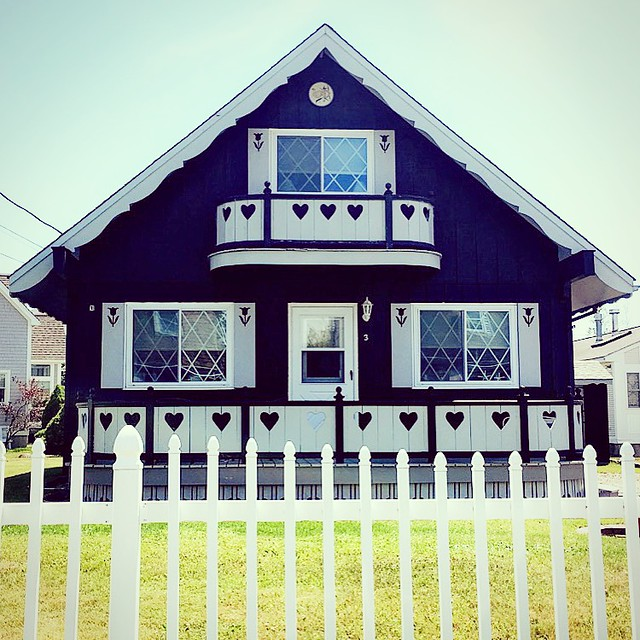 Cute House spotted in York, Maine