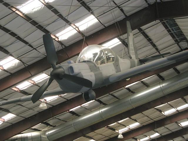 Lockheed YO-3A Quietstar