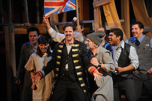 2014 Peter and the Starcatcher presented by Company of Fools