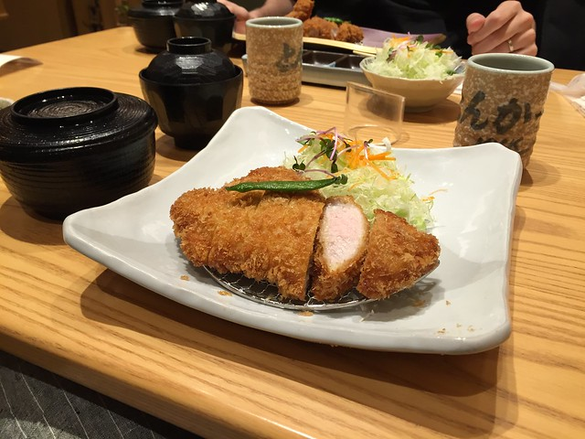 Tonkatsu - Japan food guide