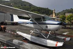 I-BISB - 17275014 - Aero Club Como - Cessna 172P Skyhawk II - Lake Como, Italy - 160625 - Steven Gray - IMG_6374