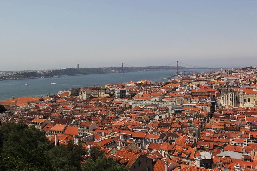 Lissabon näköalapaikat