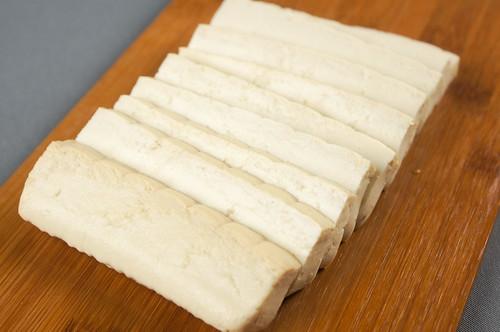 豆腐の燻製