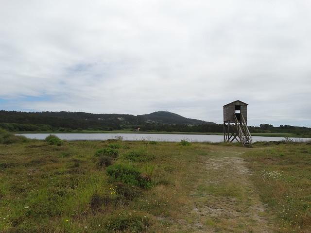 Observatorio de Aves en la laguna de San Pedro de Muro