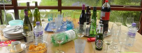 The bottles