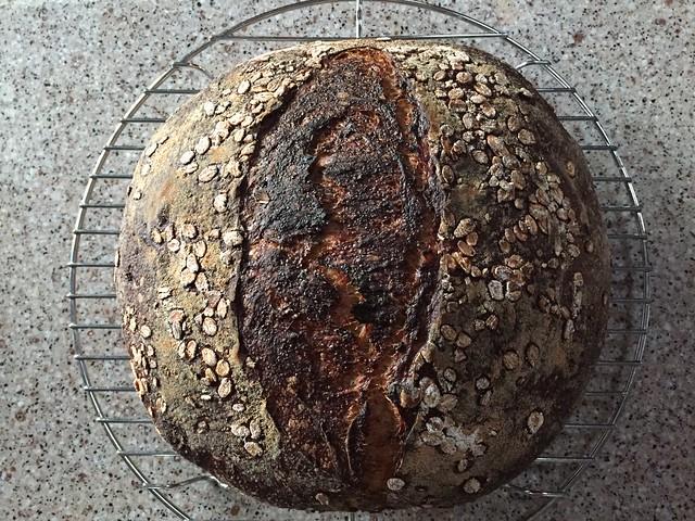Barley Porridge / Herbs