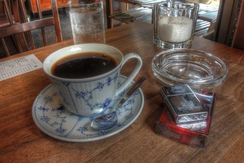coffee break at Asahikawa on JUN 27, 2016 (2)