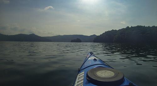 Lake Jocassee Kayaking-56