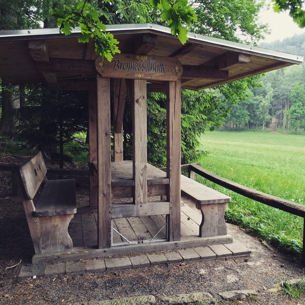 Brennesselhütte