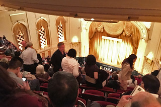SF Opera - Carmen before opening