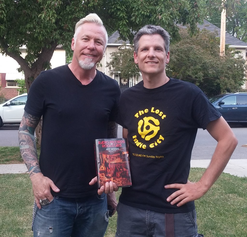 Toronto Mike'd Podcast Episode 177: Jeff Woods (Toronto Mike)