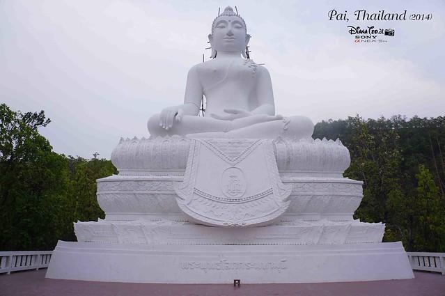 Thailand - Pai Chedi Phra That Mae Yen