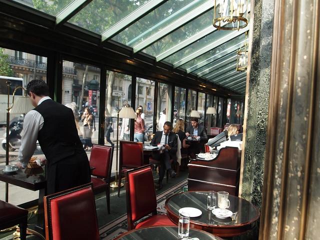 P5261282 CAFE de la PAIX(カフェ・ド・ラ・ペー) paris パリ フランス