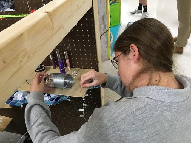Rube Goldberg Competition 2016