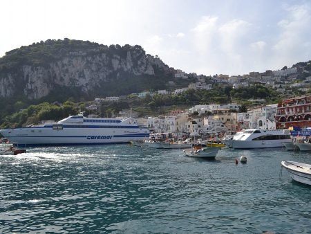 Capri insula magica din Marea Tireniana 1