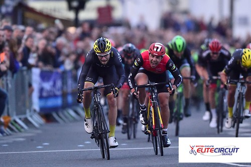 British Cycling Elite Circuit Series round one, Otley Grand Prix, June 29 2016