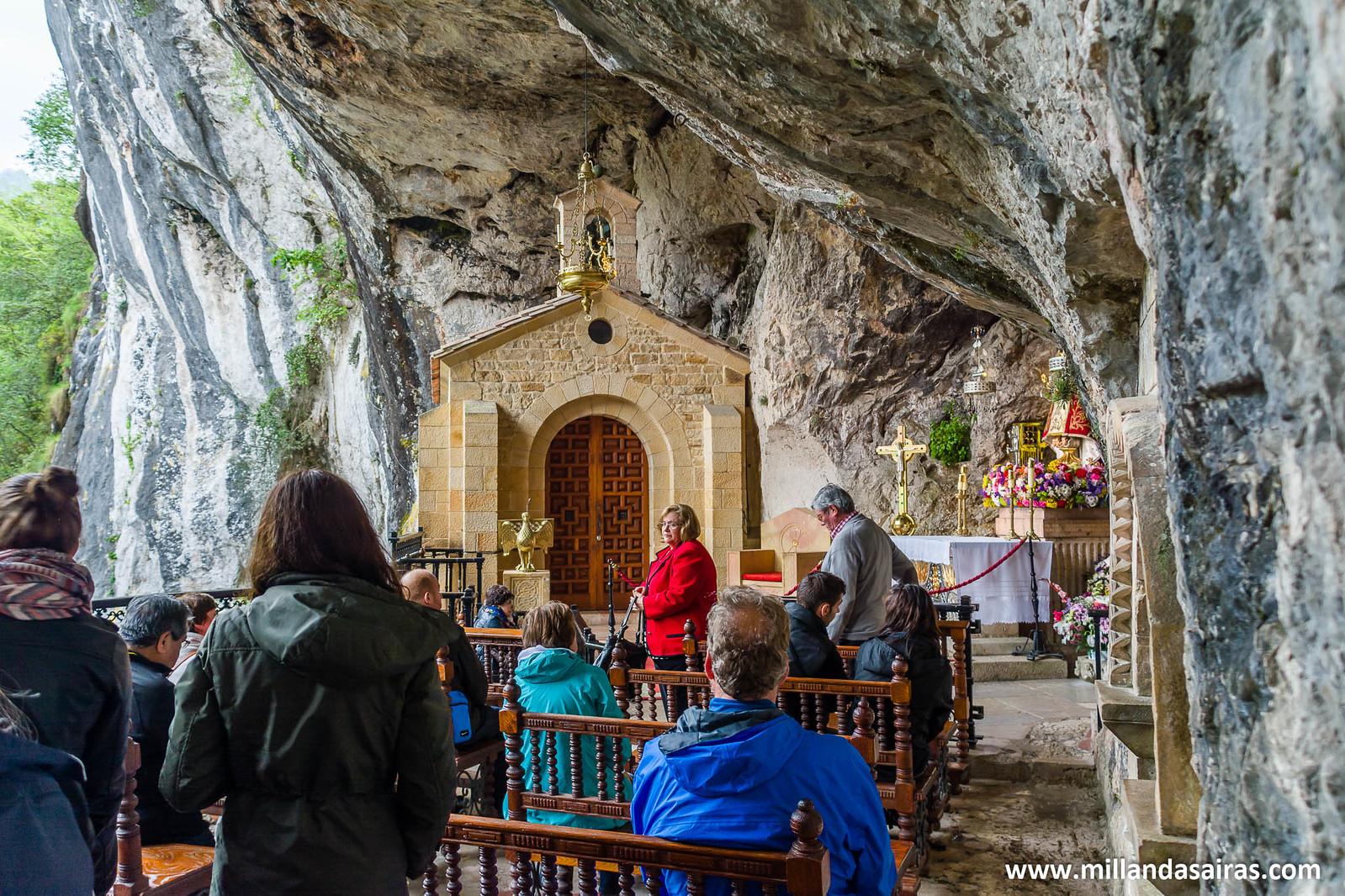 Capilla de la Santa Cueva