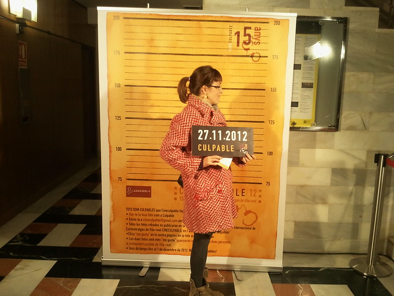 cine culpable 2012 ana