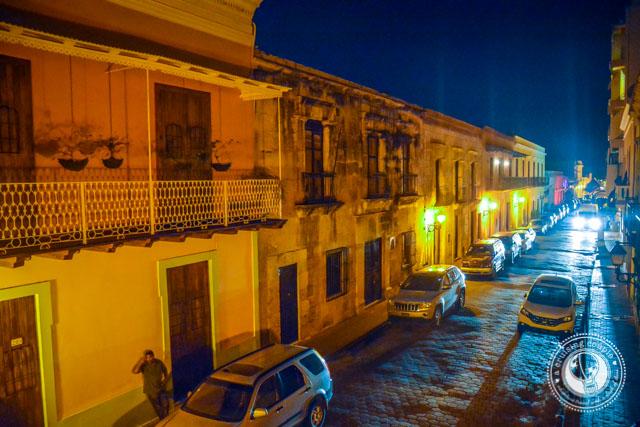 Calle Hostos