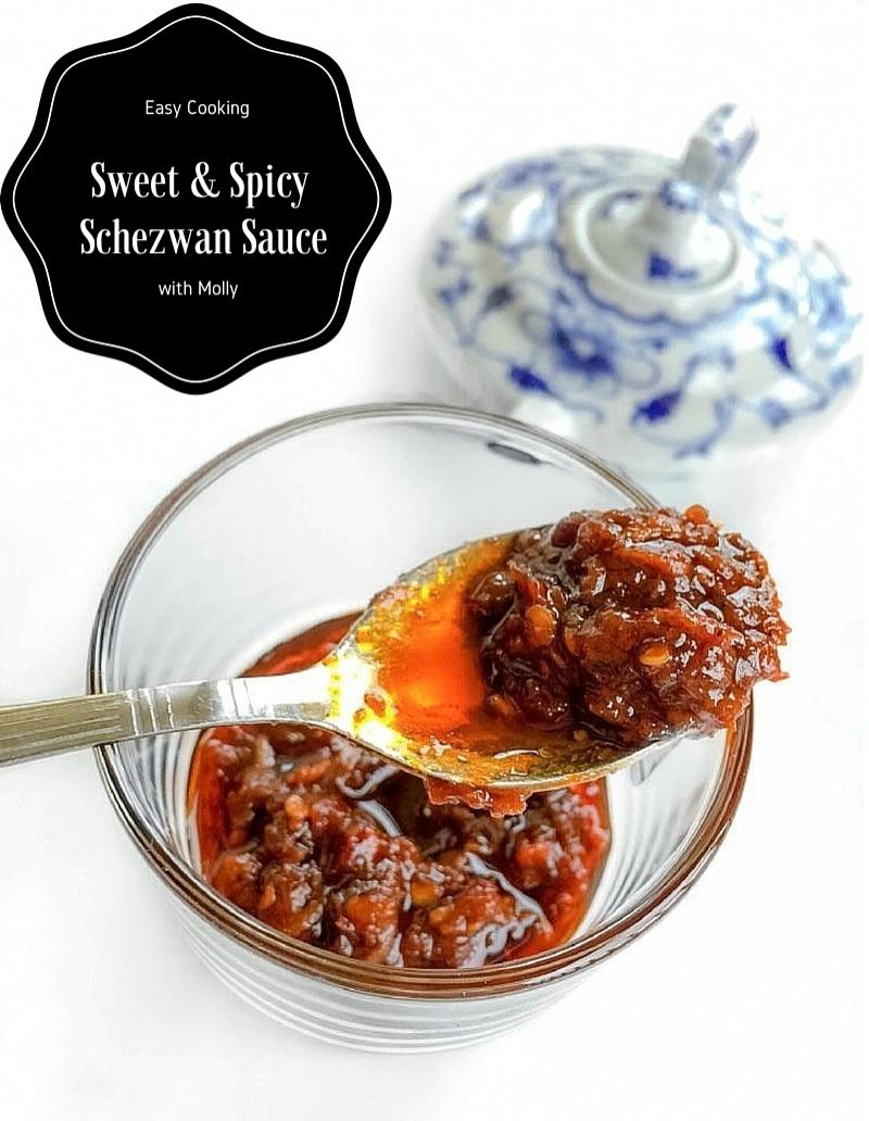 Sweet-n-spicy Schezwan Sauce