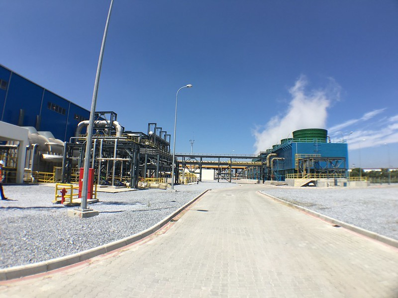 Turkey - Geothermal Field Trip