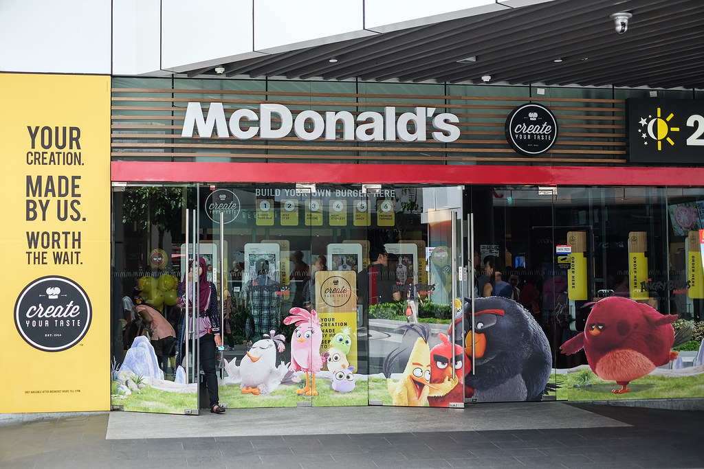 McCafé- McDonald
