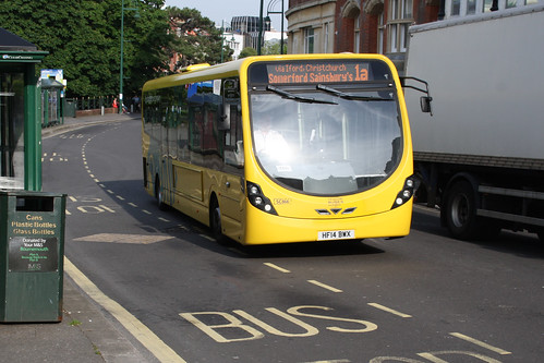 Yellow Buses SC866 HF14BWX