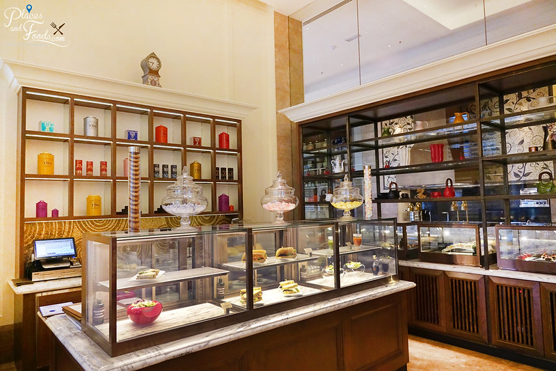 st regis langkawi gourmand deli shop interior