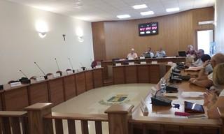 consiglio comunale giugno 2016 -maggioranza