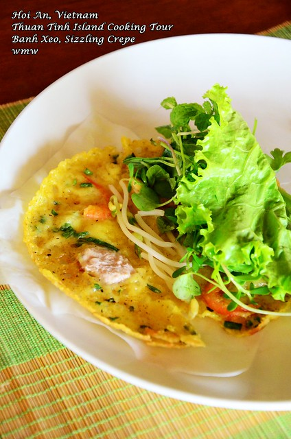 Thuan Tinh Cooking Tour, Hoi An, Vietnam