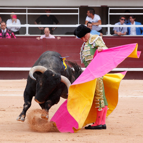 Diego Urdiales - Istres 18.06.16